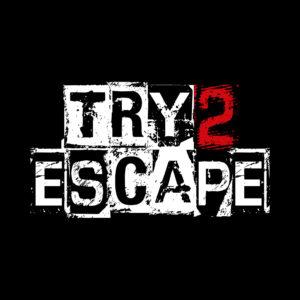 Logo Try2Escape vierkant