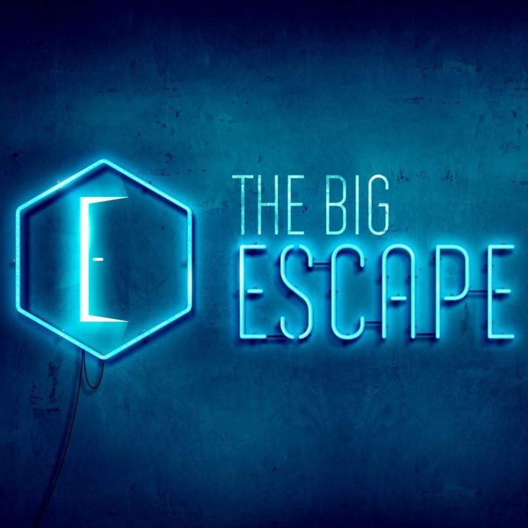 Logo The Big Escape