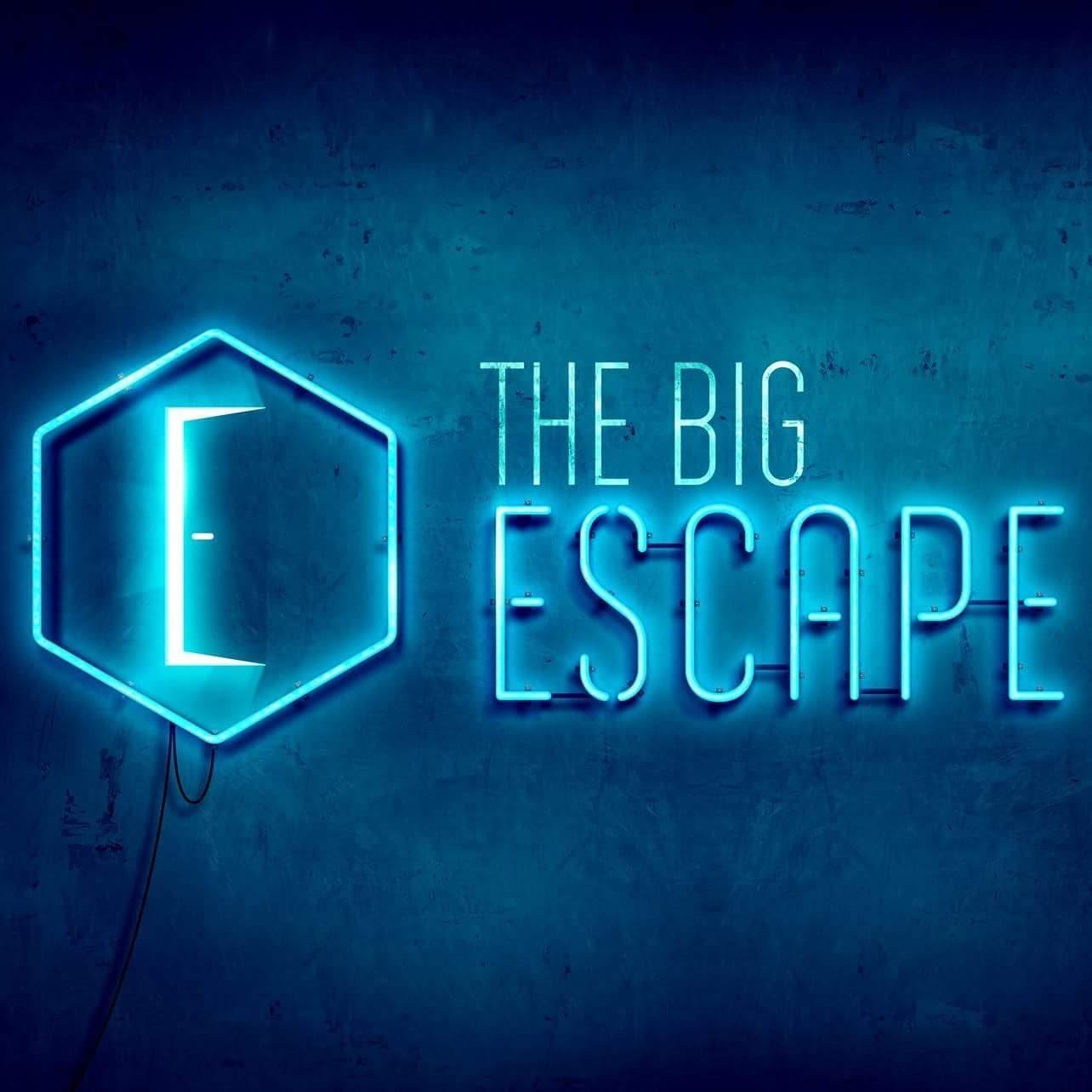 Logo The Big Escape