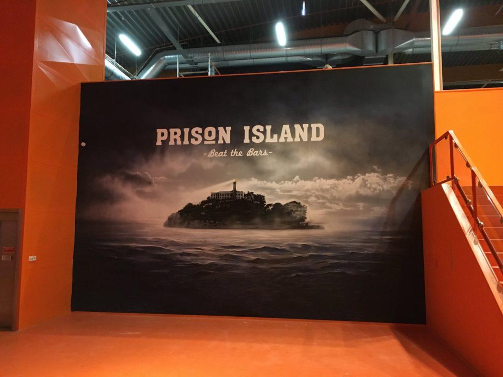 Lobby Prison Island Middelburg