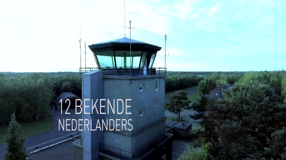 The Big Escape - Verkeerstoren Vliegveld Twente